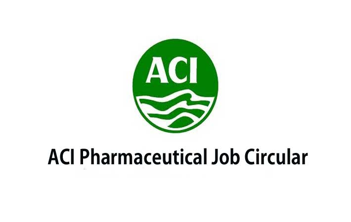 ACI Pharmaceutical Job Circular 2018