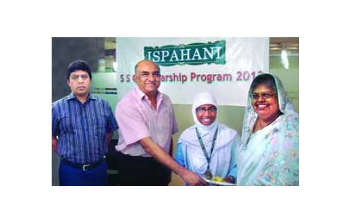 Ispahani Girls School Job Circular 2016