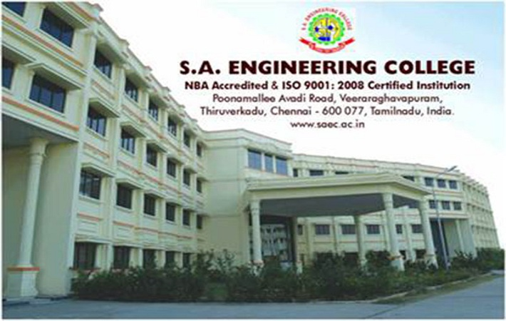 SA Engineering Job Circular November 2016.