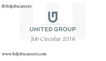 United Group job circular in November 2016.