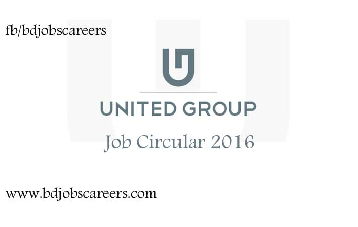 Bangladesh United Group Job Circular 2016.