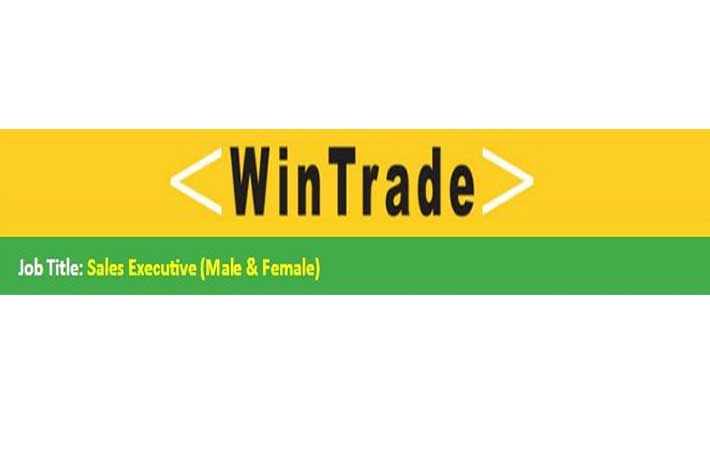 Job Opportunity at WinTrade limited Company Bangladesh.