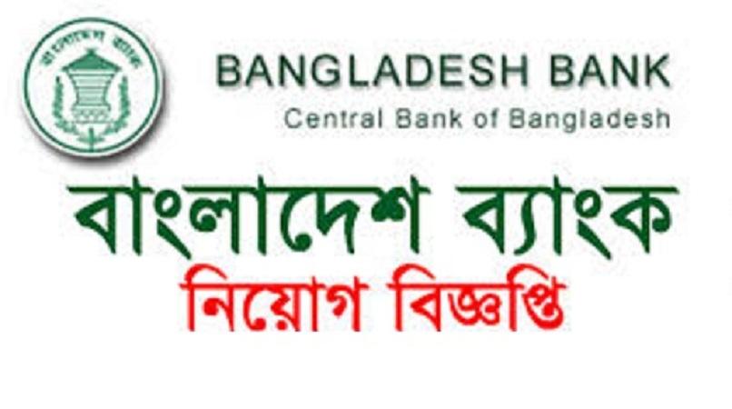 Bangladesh Bank Job Circular November 2016
