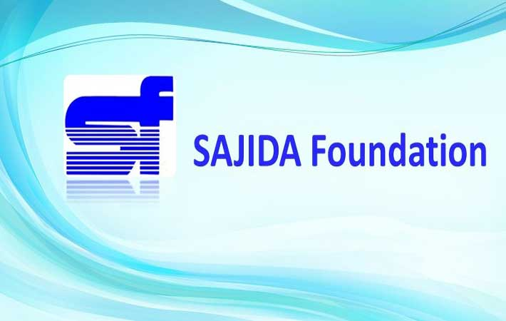 SAJIDA Foundation Job Circular in November 2016.
