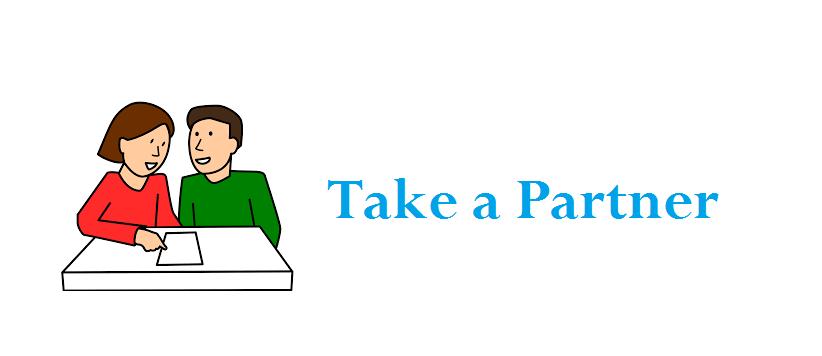 Take a Partner