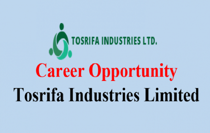 Tosrifa Industries Limited Jobs Circular December 2016