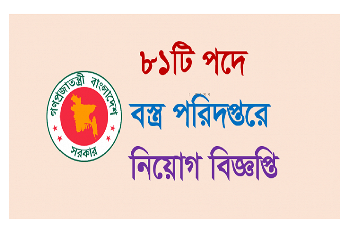 Labor Directorate of Employment New Govt Job Circular On January 2017
