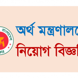 Ministry Of Finance Job Circular January 2017