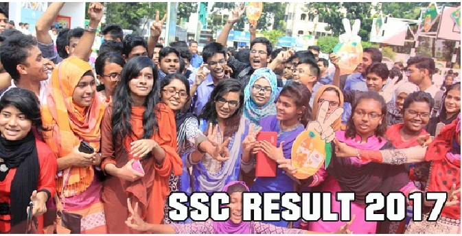 SSC Results 2017