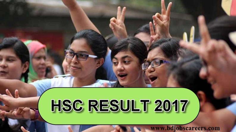 HSC Result 2017 Bangladesh Education Board Govt BD