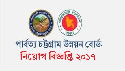 Chittagong Development Authority Jobs Circular 2017