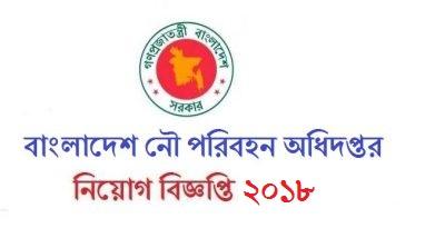 Ministry of Shipping Job Circular 2018