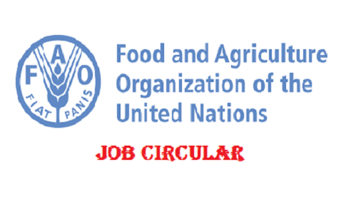 Food And Agriculture Organization of the United Nations Job Circular 2018