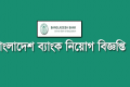 Bangladesh Bank Jobs Exam Schedule Notice 2018