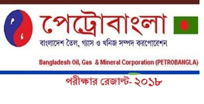 Petrobangla Written Exam schedule and Result 2018
