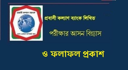 Probashi Kallyan Bank MCQ Result