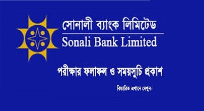 Sonali Bank Limited Exam Result 2018