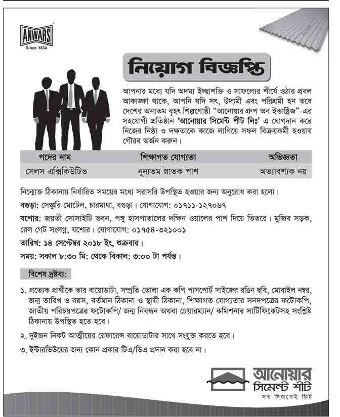 Anwar-Group-Job-Circular-2018