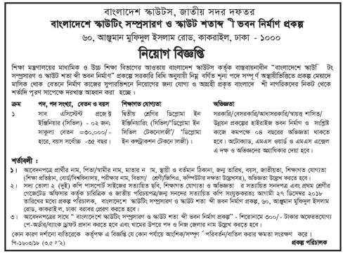 Bangladesh Madrasah Education Board Job Circular 2018