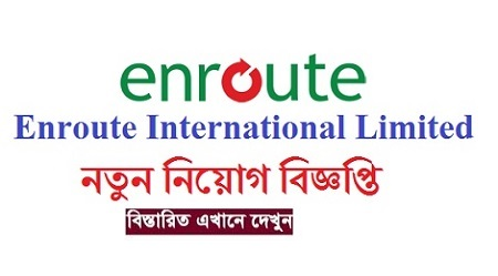 Enroute International Limited Job Circular 2018-www.enroute.com.bd