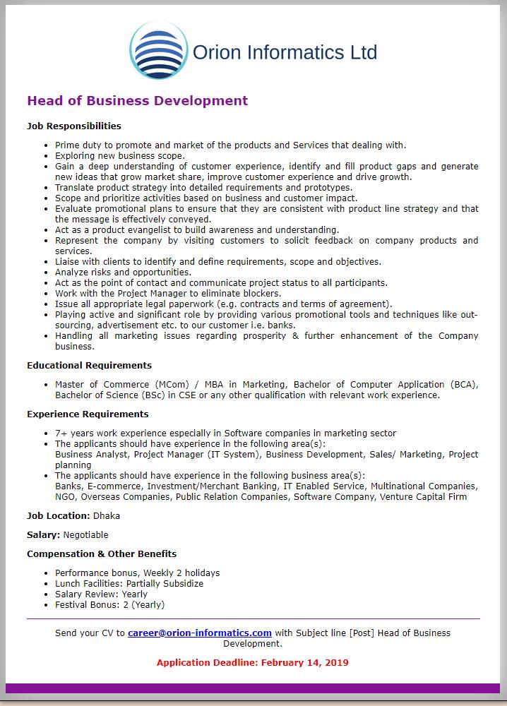 Orion job  Job Search for Veterans  2019-05-28