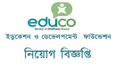 Education and Development Foundation Job Circular 2019