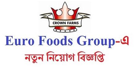 Eurasia Food Processing Ltd Job Circular 2019