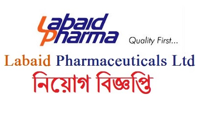 Labaid Pharmaceuticals Limited Jobs Circular 2019