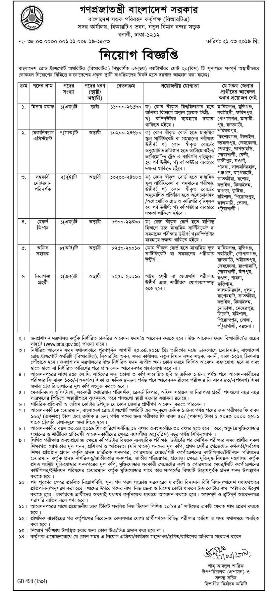 Prothom Alo Weekly Jobs Newspaper 2019