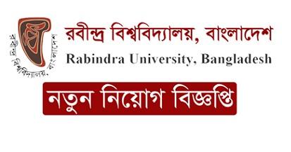 Rabindra University Job Circular 2019
