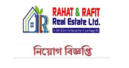 Rahat & Rafit Real Estate Ltd. job circular 2019