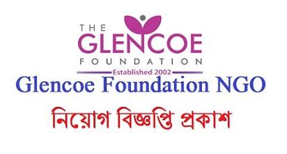 The Glencoe Foundation Jobs Circular 2019