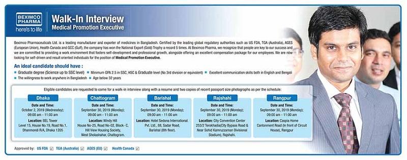 Beximco Pharmaceuticals Ltd.