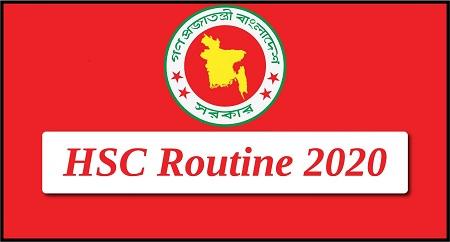 Download HSC Routine 2020