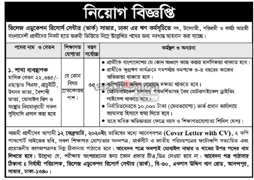 Al-Madina Pharmaceuticals Limited Job Circular 2020