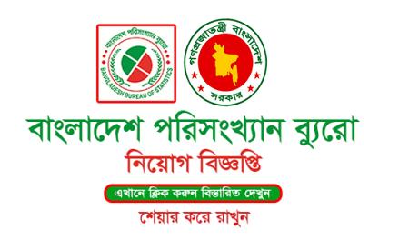 Bangladesh Bureau of Statistics Job Circular 202