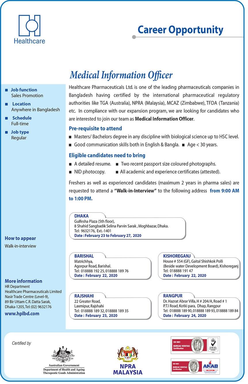 Healthcare Pharmaceutical