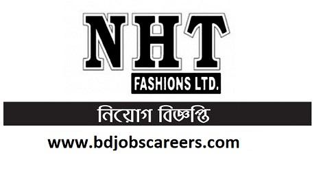 NHT Fashions Ltd Job Circular 2020