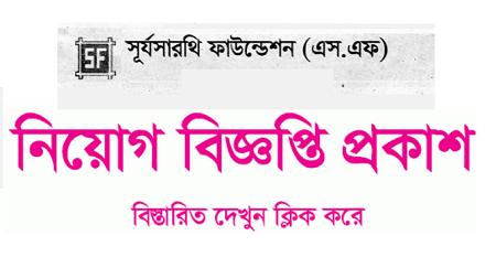 Suryasarathi Foundation Job Circular 2020
