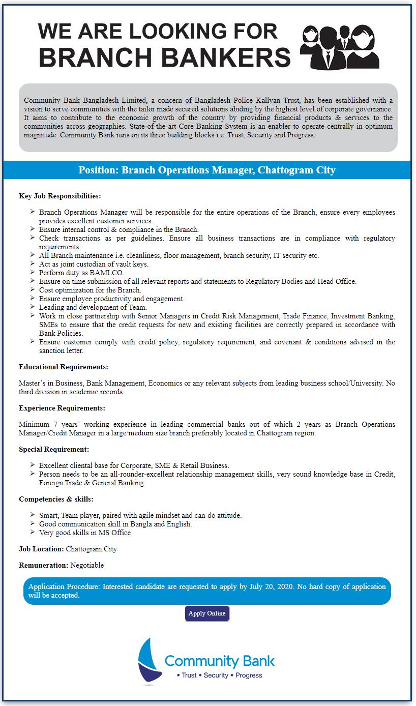 Community Bank Bangladesh Ltd
