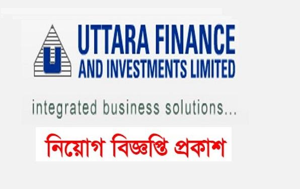 Uttara Finance and Investments Limited Job Circular 2021