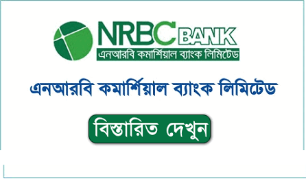 NRB Commercial Bank Ltd Job Circular