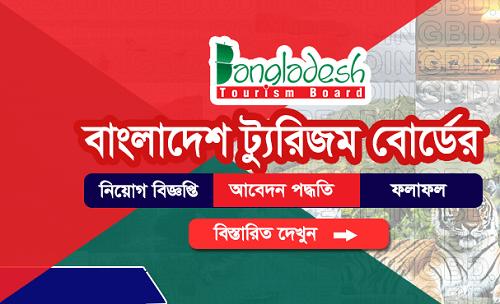 Bangladesh Tourism Board Job Circular 2021