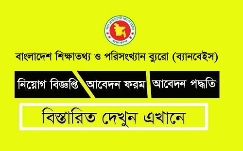 Bangladesh Bureau of Educational Information and Statistics (BANBEIS) Job Circular 2021